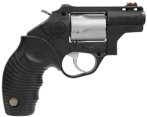 "Taurus M85 .38 Special, 2"" Barrel, Fixed Sights, Poly Grips, Stainless Steel"