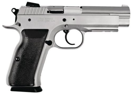 "EAA Tanfoglio Witness Steel Frame, 9MM, 4.5"" Barrrel Full Size, 18 Rd Mag"
