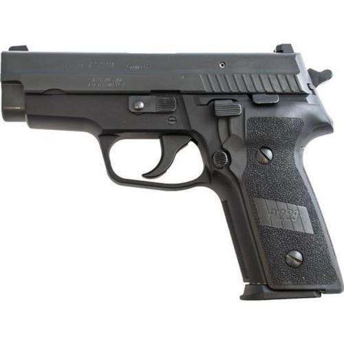 Sig P229 Pre-owned Excellent .40 S&W, Blued, 12rd