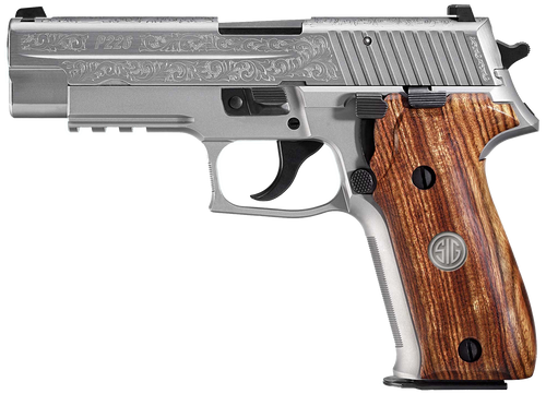 Sig 226 9mm WD Stainless Steel 15rd