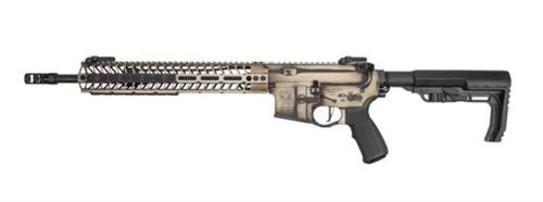 "Spikes Tactical Pipe Hitter's Union AR-15, .223/5.56, 16"", M-Lok, Sandbox Finish"