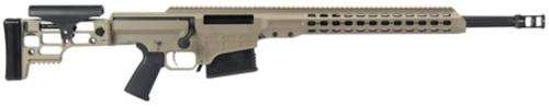 "Barrett MRAD Multi Role Adaptive Design .308 Win, 22"" Fluted Barrel, Tan Cerakoted Receiver, 10rd"