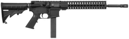 """CMMG MK4 T 9mm 16"""" Barrel RKM11 KeyMod Hand Guard A2 Pistol Grip 32rd Mag"""