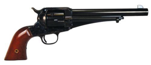 "Cimarron 1875 Outlaw .45 Colt 7.5"" Barrel Blue Finish One Piece Walnut Grip"