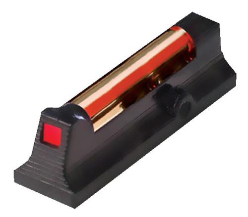 Hiviz Ruger LCR Front Sight, Red