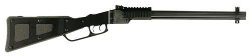 "Chiappa M6 Folding Shotgun/Rifle, .22 Mag/.20 Ga, 18.5"", Black"