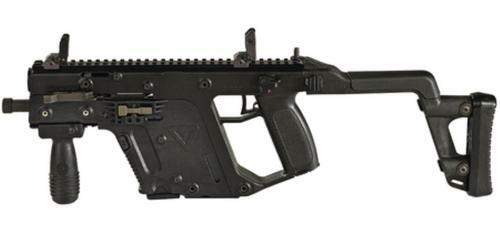 "Kriss Vector Short Barrel Rifle, Basic 5.5"" Threaded Barrel, 45 ACP, 13 RD Mag"