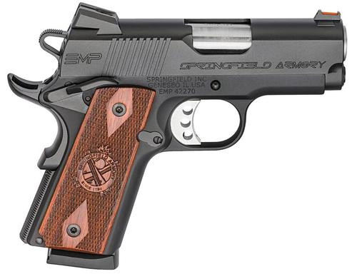 "Springfield EMP Compact Lightweight, 9mm, 3"" Barrel, 9rd <ag"