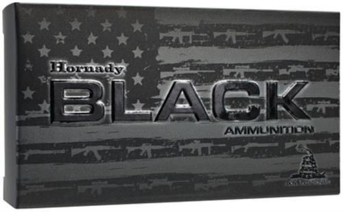 Hornady Black 6.5mm Grendel 123gr, ELD Match 20rd Bax