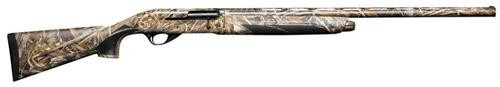 """Weatherby Element Waterfowl 12 Ga, 28"""" Barrel, Max-5 Camo, Synthetic Stock, Long Range Steel, Improved Cylinder, Modified, & Full Chokes, 4Rd"""