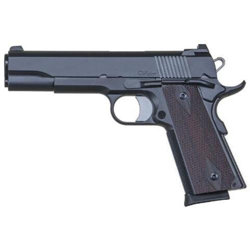 "Dan Wesson Valor 1911, 9mm, 5"", 9 rd, G10 Grips, Blued"