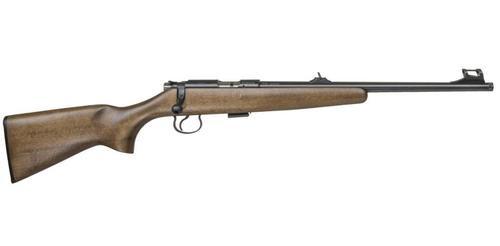 "CZ 455 Scout, .22LR, 16.5"", Beechwood Stock"