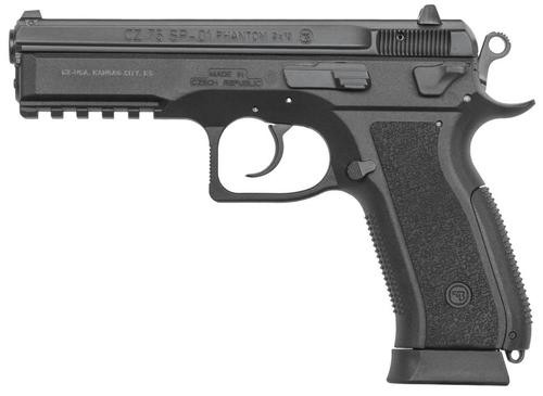 CZ 75 SP-01 Phantom 9mm Black, ,  18 rd