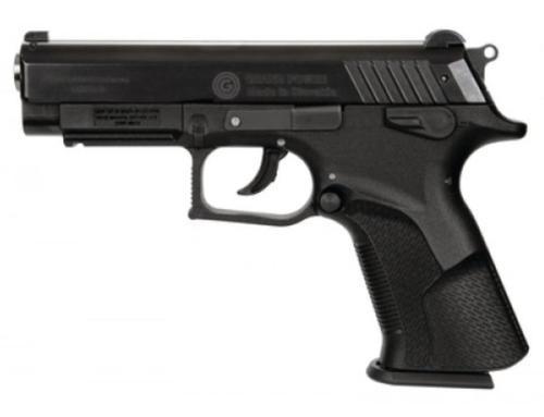 "Grand Power P40, 10mm, 4.25"", Blued, 14rd, Decocker"