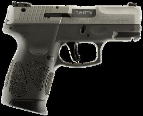 "Taurus Pt111 Mil Pro G2 9mm 3.2"" Barrel Gray Grip 12rd Mag"