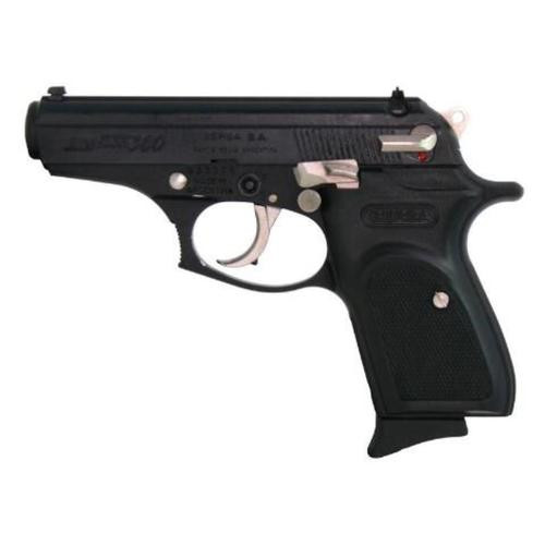 "Bersa Thunder 380, .380 ACP, Nickel Accents, 3.5"", 8rd"