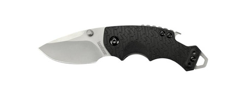 Kershaw Shuffle 2.4 Folding Blade Knife Manual Opening Thumbstud