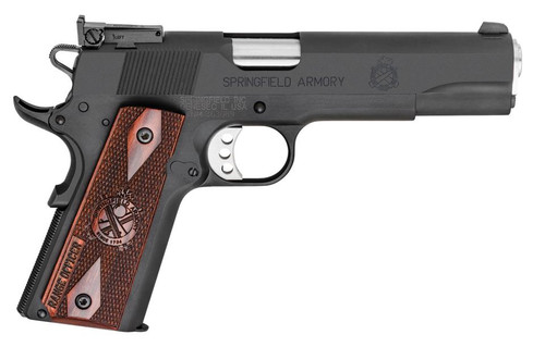"Springfield 1911 Range Officer 9mm, 5"" Barrel, 9rd"