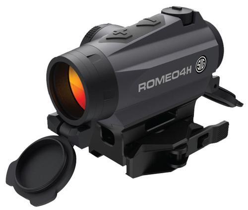 Sig Romeo 4H Compact Red Dot, Circle Plex Reticle, Graphite