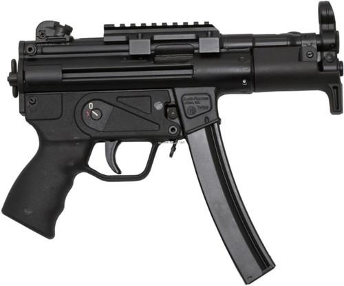 """Zenith MKE Z-5K MP5-K Pistol, 9mm, 4.6"""" Barrel 3- 30rd Mags"""