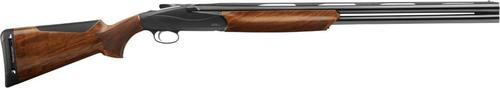"Benelli 828U 12 Ga, 30"", AA-Grade Satin Walnut, Blued, Progressive Comfort"