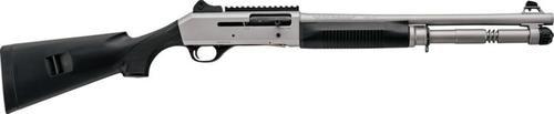 Benelli M4 H2O TacticalTitanium Cerakote Ghost-Ring Sight, Rd 12 Ga,  5 rd