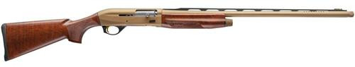 "Benelli Performance Shop Ultra Light Burnt Bronze Cerakote 20g Satin Walnut / Weathercoat 24"" Barre,  Rd,  2 rd"