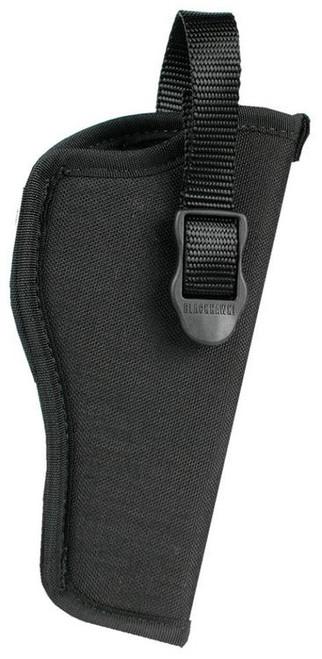 Blackhawk Hip Holster Left Hand Size 4 Black Nylon