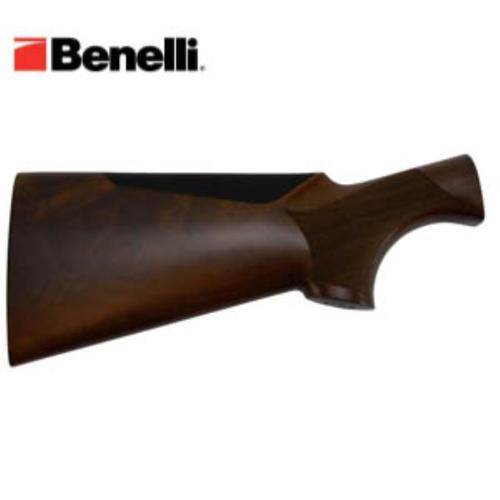 Benelli Ethos 12ga. Stock, Silver Receiver