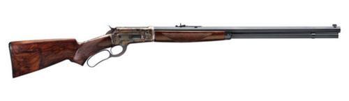 "Uberti 1886 Lever Action Sporting Rifle, .45-70, 25.5"" Barrel, Case Hardened"