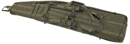 "US PeaceKeeper 52"" Drag Bag, 1000 Denier Nylon, Olive Drab Green"