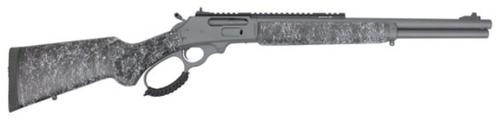 "Marlin 1895 SBL Modern Lever Hunter MLH 45-70 18"" Barrel, Sniper Gray Cerakote, XS Ghost Ring Sight"