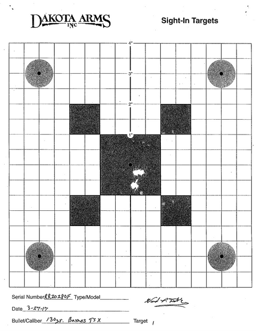 "Remington Model 700 North American Custom .270 Win 24"" Barrel Desert Tan Stock"