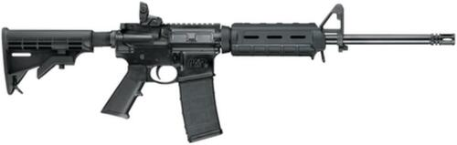 "Smith & Wesson M&P 15 Sport 2 5.56mm, 16 "" Barrel, Magpul MOE M-LOK, 30rd Mag"