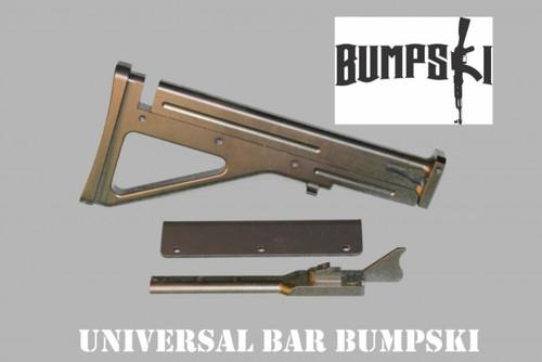 FosTech Universal Bar BumpskiAK-47Without Tang & Milled