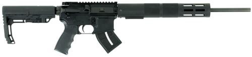 "Franklin Armory F17 SPR, .17 WSM, 18"", Black Synthetic Stock, 10rd"