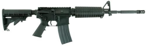 "Franklin Armory M4 Carbine 223 Rem/5.56 NATO, 16"",, , 6-Position Black Stock Black Hard Coat Anodized,  30 rd"