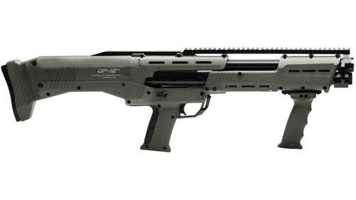 "Standard Manufacturing DP-12 12 Ga, 18"", OD Green Earth Finish, 16rd"