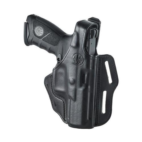 Beretta APX Leather Hip Holster, Mod 5, RH, Black