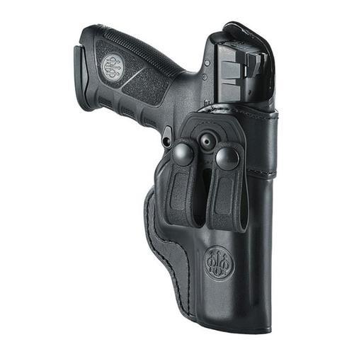 Beretta APX Leather Hip Holster, Mod 1, RH, Black