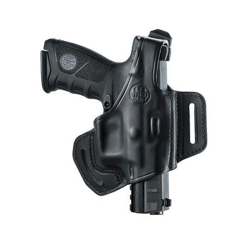 Beretta APX Leather Holster, Mod 2, RH, Black