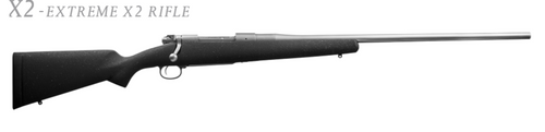 Montana Rifle Co. Extreme X2 28 Nosler, Synthetic, Stainless, Left Hand