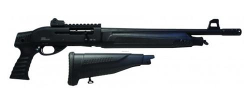 "Iver Johnson HP18 12 Ga Shotgun 18"" Black 4rd"