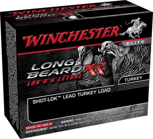 """Winchester Long Beard XR 20 Ga, 3"""", 1-1/4 oz, 5 Shot, 10rd/Box"""