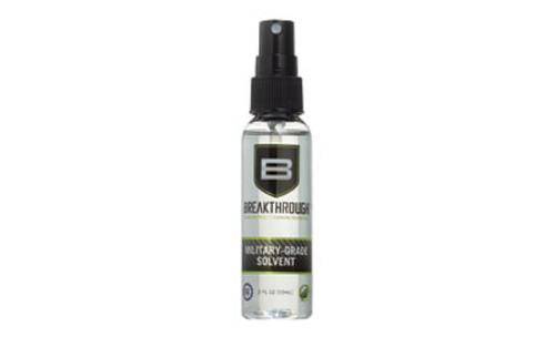 Breakthrough Military Grade Solvent 2oz. Bottle