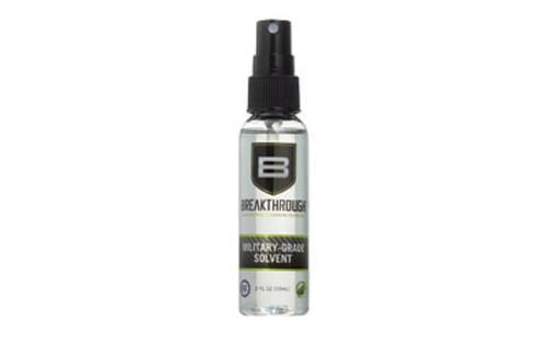Breakthrough Military Grade Solvent 2oz. Bottle