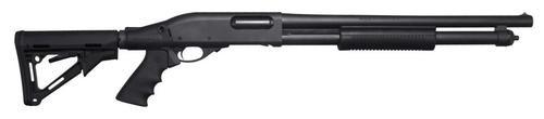 """Remington 870 Tactical 12 Ga, 18"""" Barrel, 6 Position MagPul Stock, 6rd"""
