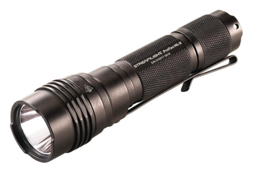 Streamlight ProTac HL-X Dual Fuel High Performance Tactical Light With Holster Black