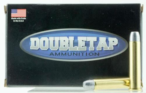 DoubleTap Ammunition Hardcast Solid, 45-70 Government, 405Gr, Hard Cast, 20rd Box