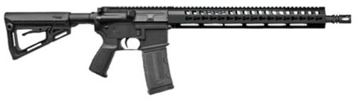 "Sig M400 Elite AR-15 223 Rem/5.56, 16"" Barrel Telescoping Black, Stock Black Nitride, 30rd Mag"